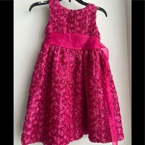 NEW RARE EDITIONS girls party wear dress